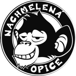 nachmelena_opice